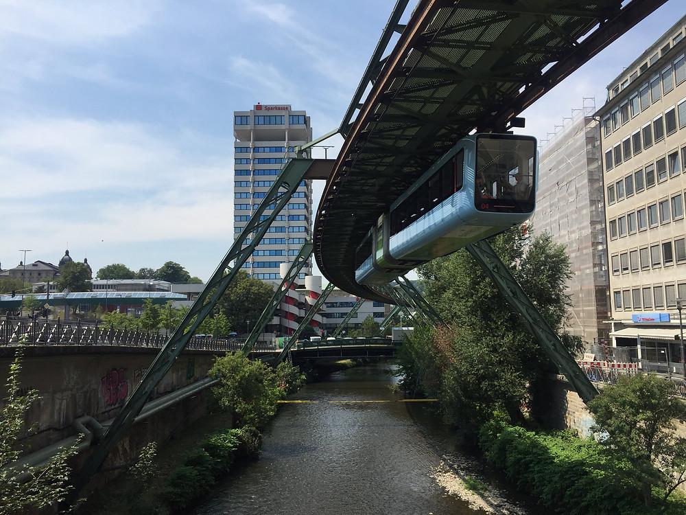 Schwebebahn, Wuppertal