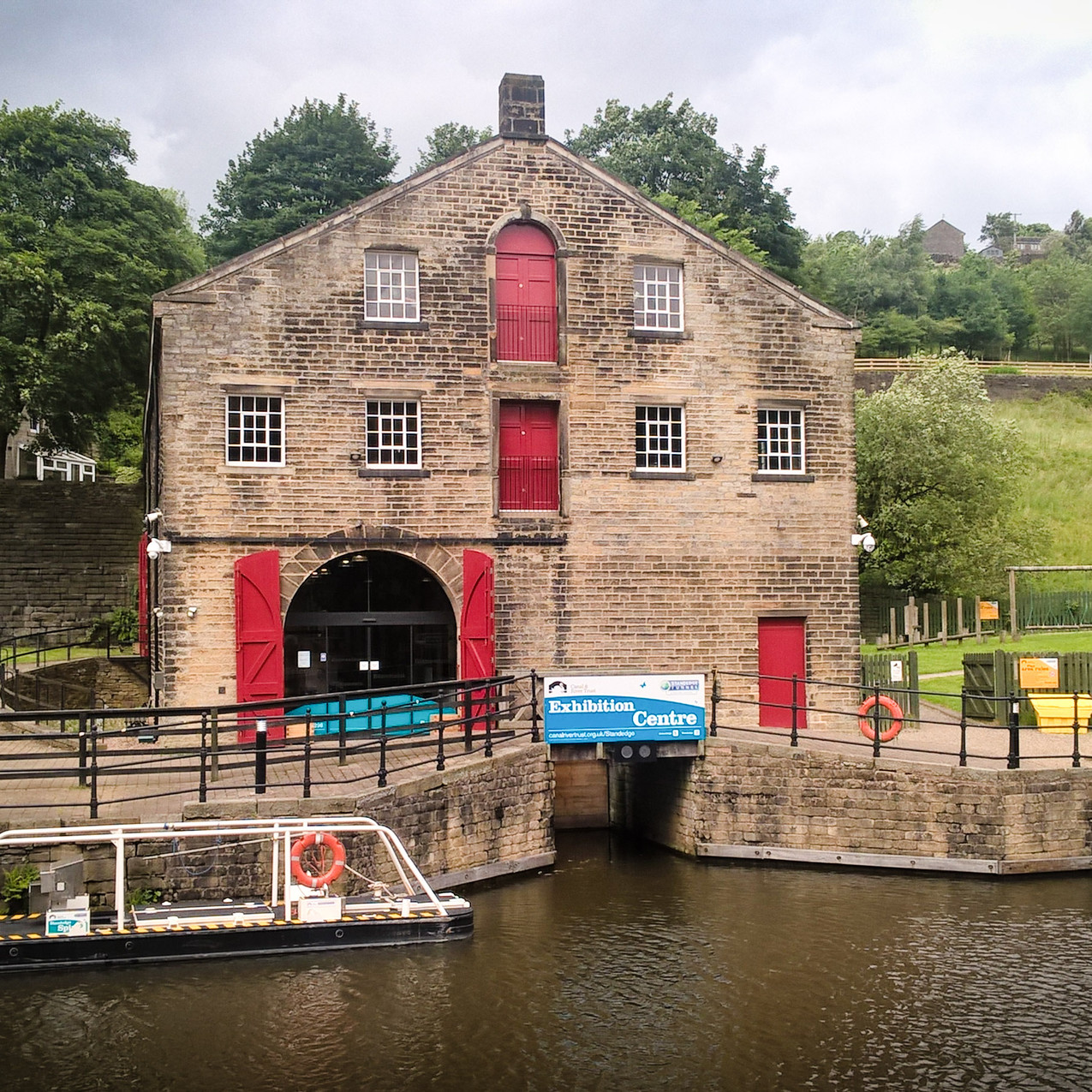 Standedge Tunnel Museum