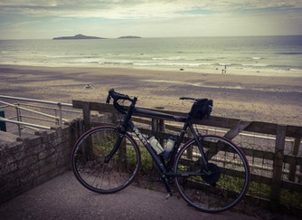 Cycling the Llyn Peninsula in Wales