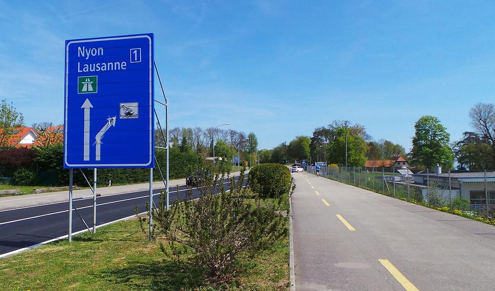 Route One to Nyon