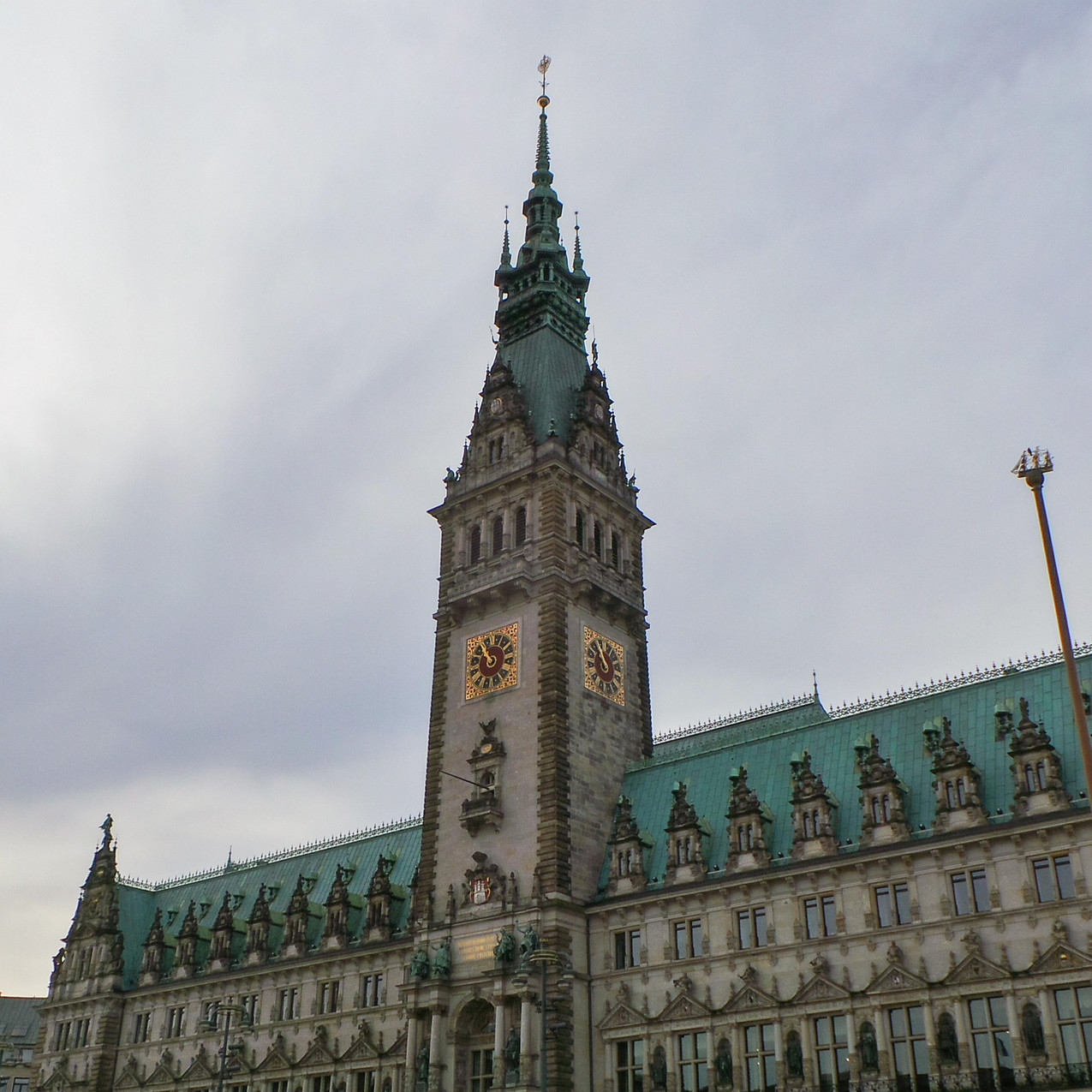 Hamburg Town Hall