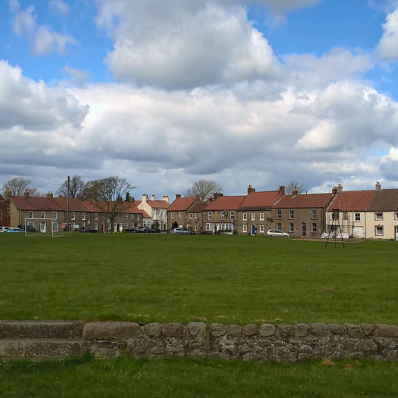 Yorkshire Village Green