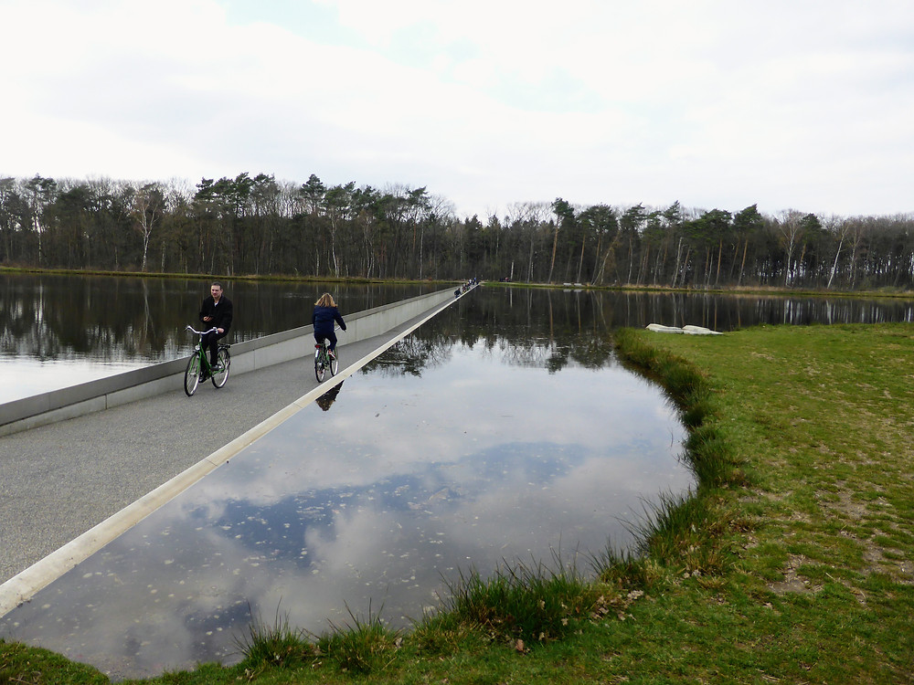 'Cycling Through Water'