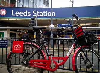 Across West Yorkshire with Bike&Go
