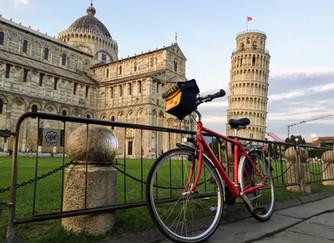 Cycling down the Tuscany Coast to Elba