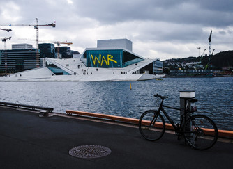 Oslo by bike, on foot and by boat