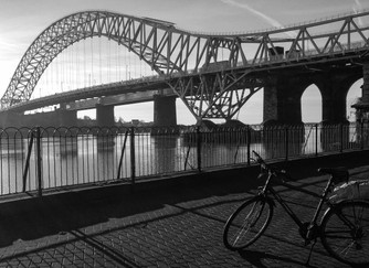 Cycling from Manchester to Liverpool