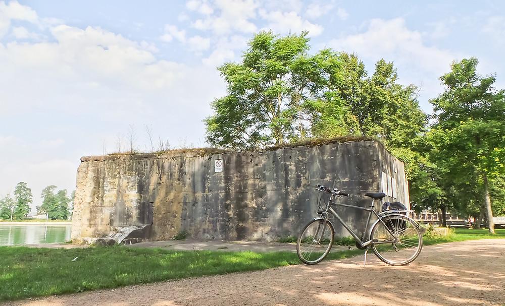 Nazi-era bunker