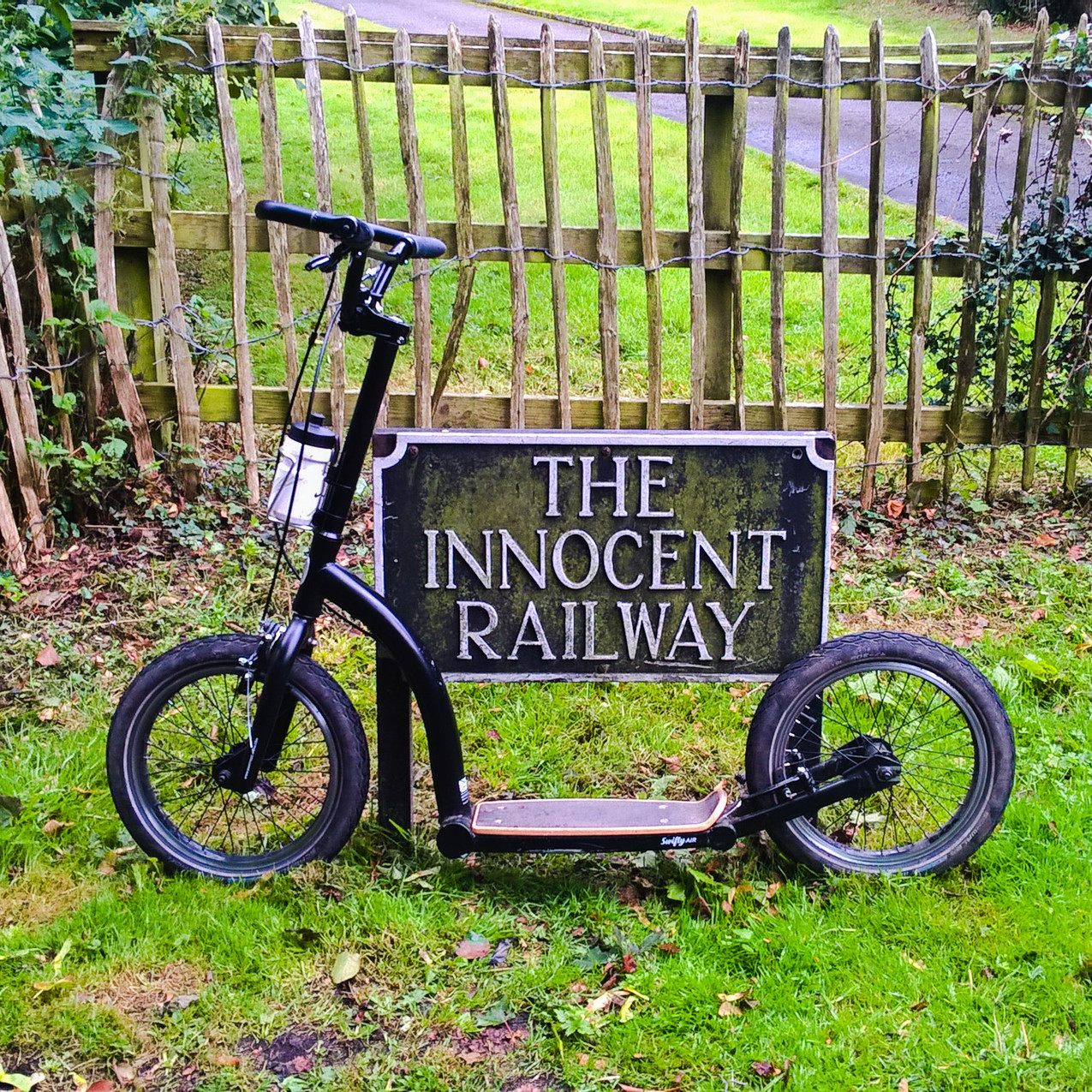 The Innocent Railway