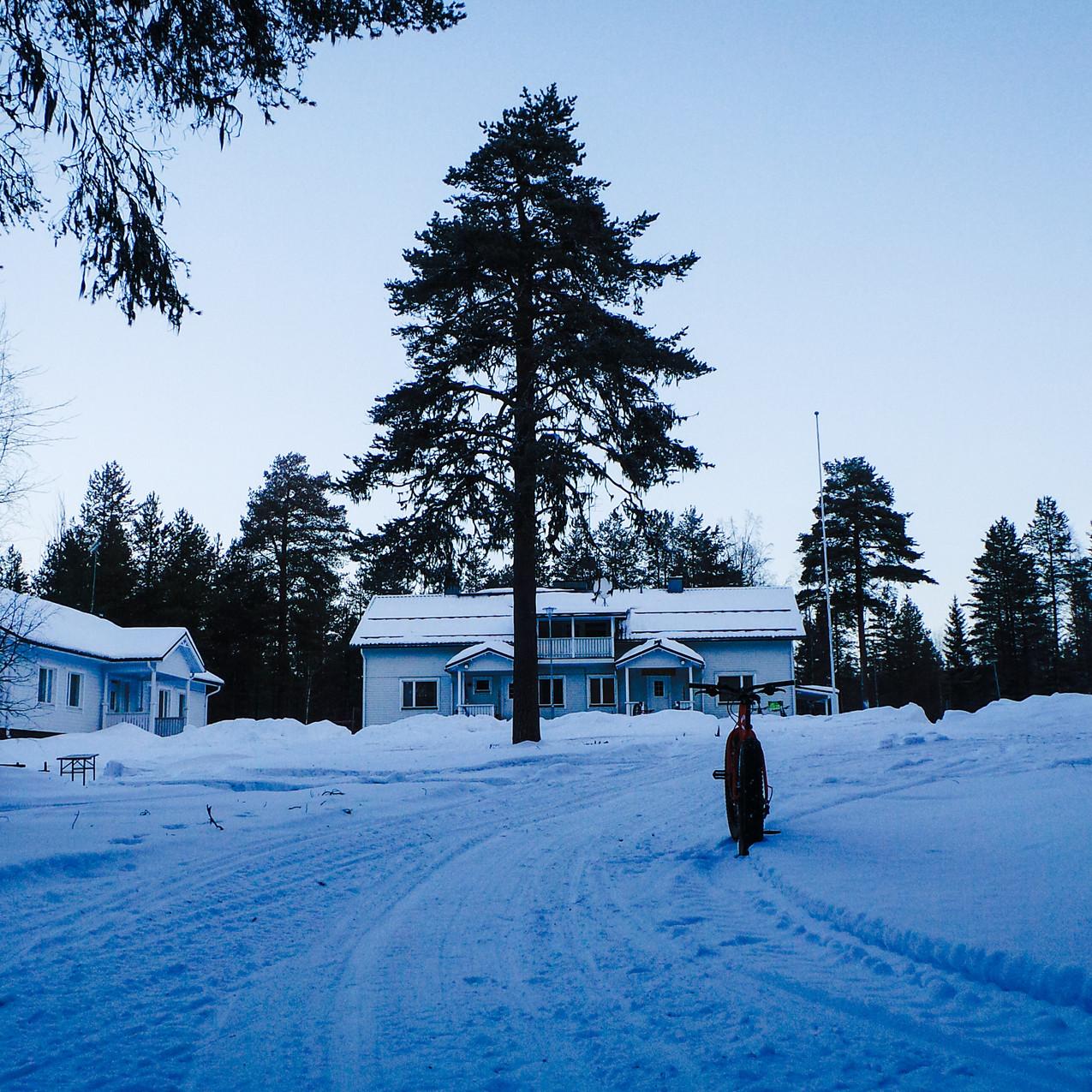 Martinselkonen Wilds Centre