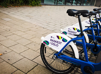 Why not hire a bike while away from home?