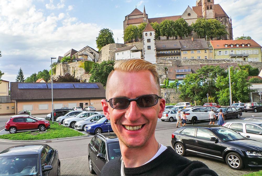 Selfie in Breisach