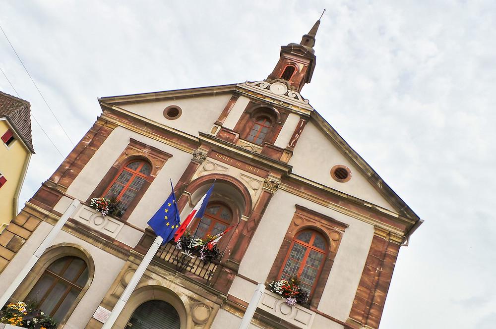 Marckolsheim Town Hall