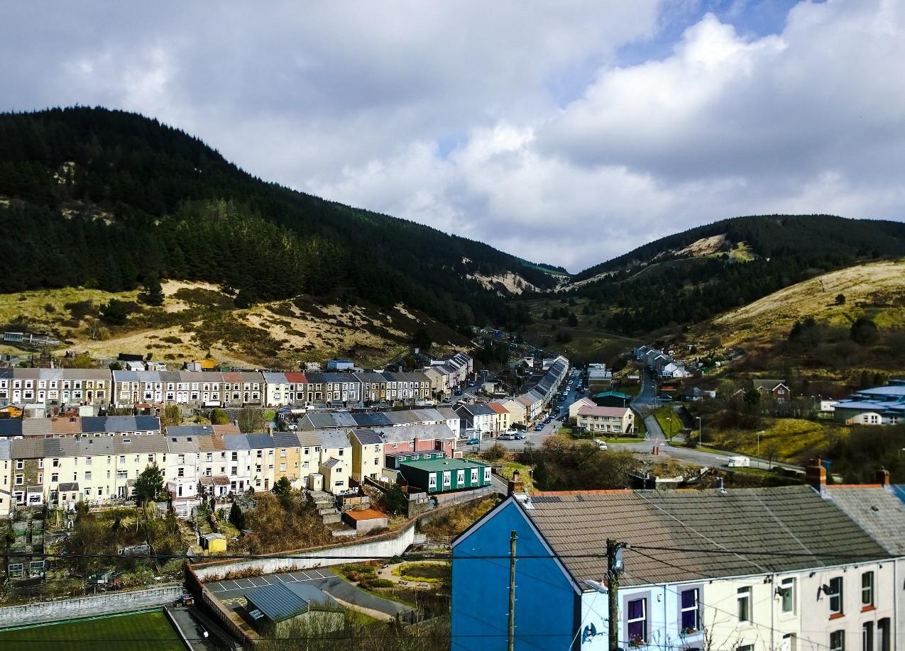 Welsh Mining Villages