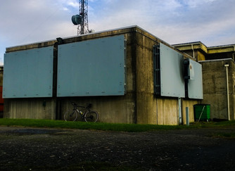 Cycling to Cheshire's Nuclear Bunker