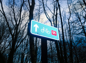 Problems with Cycle Route Signage