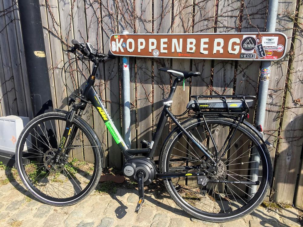 Koppenberg Hill Climb