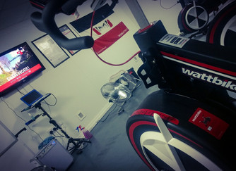 Indoor Cycling with the MCRSpinFactory