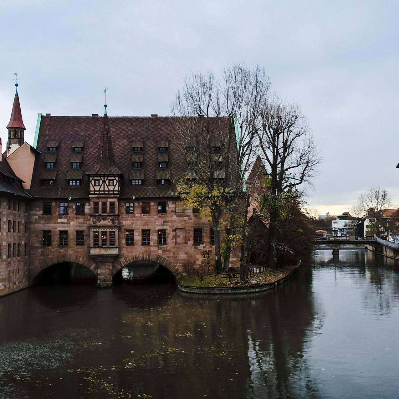 Nuremberg City Centre