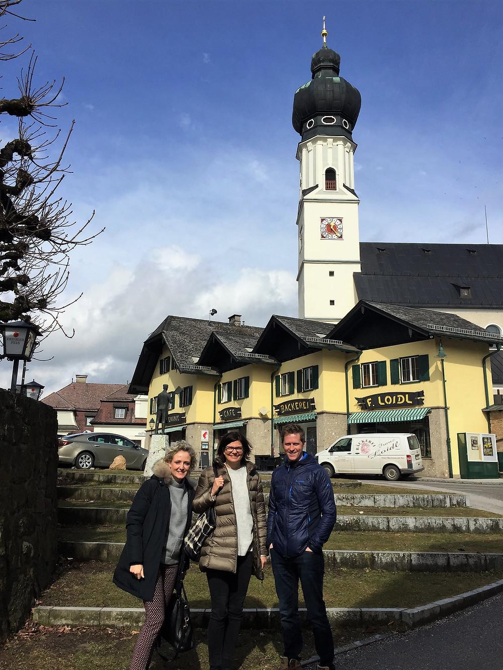 Eurobike team in Obertrum