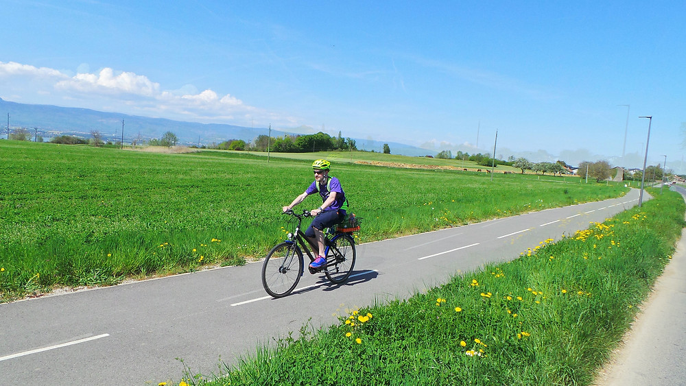 Scott cycling in France
