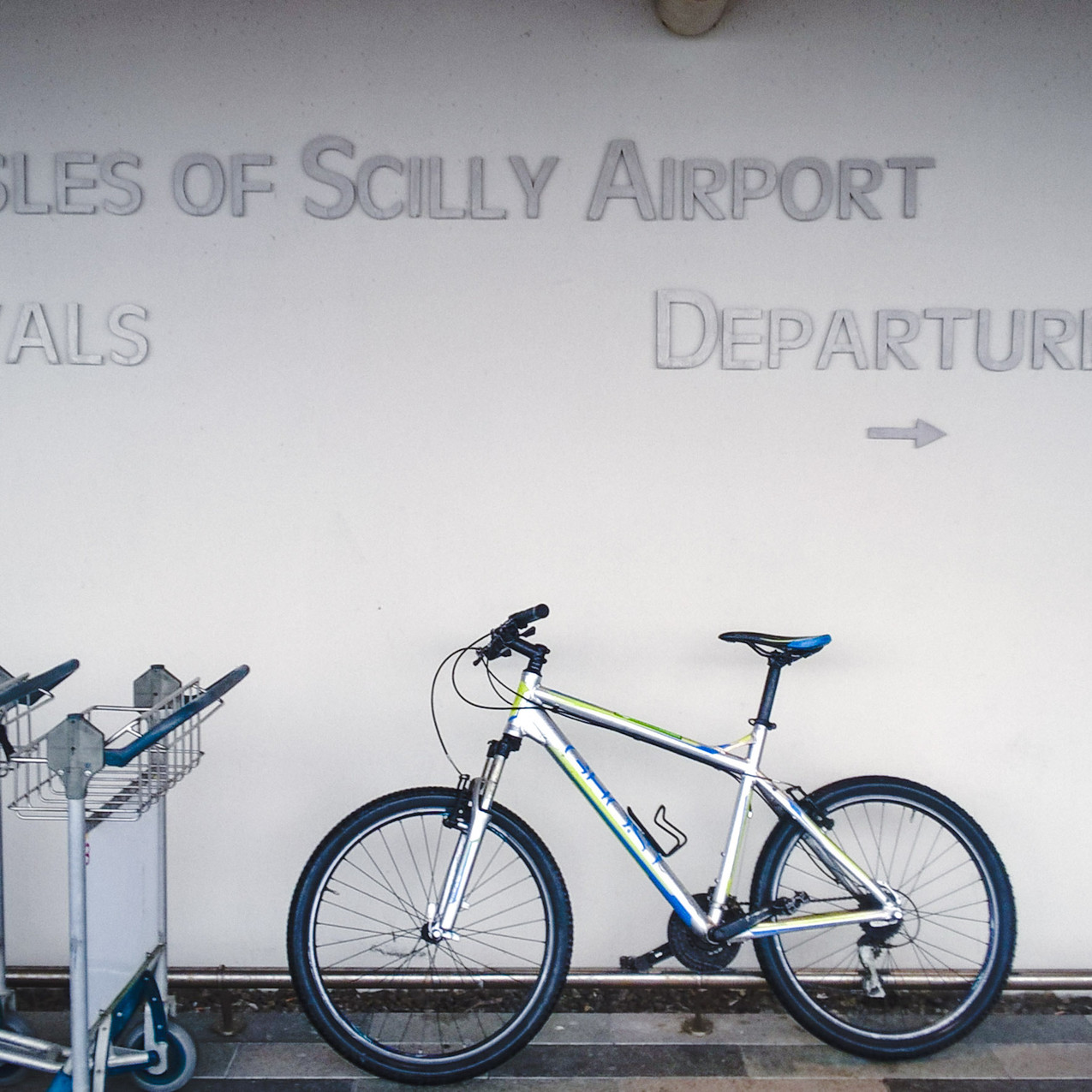 Isles of Scilly Airport