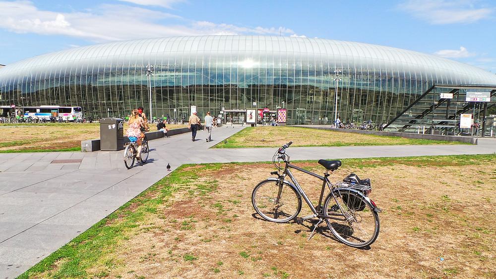 Strasbourg TGV Station