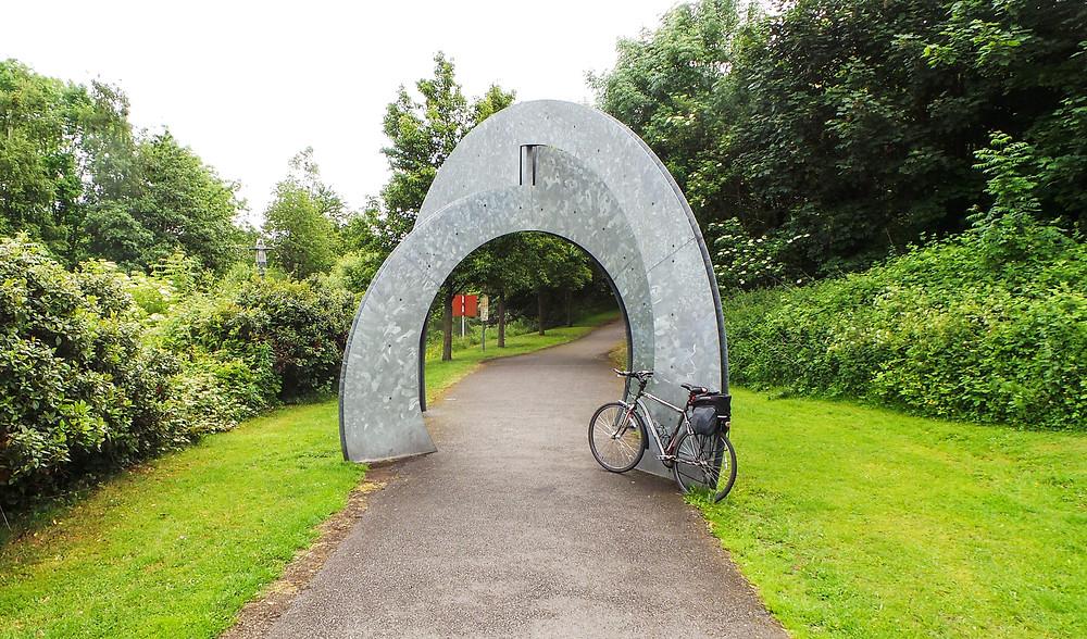 Lagan and Lough Cycle Path