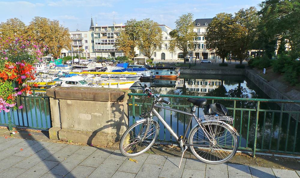 Mulhouse Canal Basin