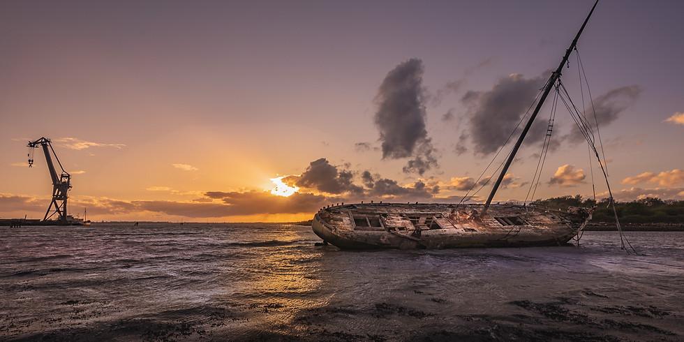 Tipner Shipwreck Photo Walk FREE 13/8/18