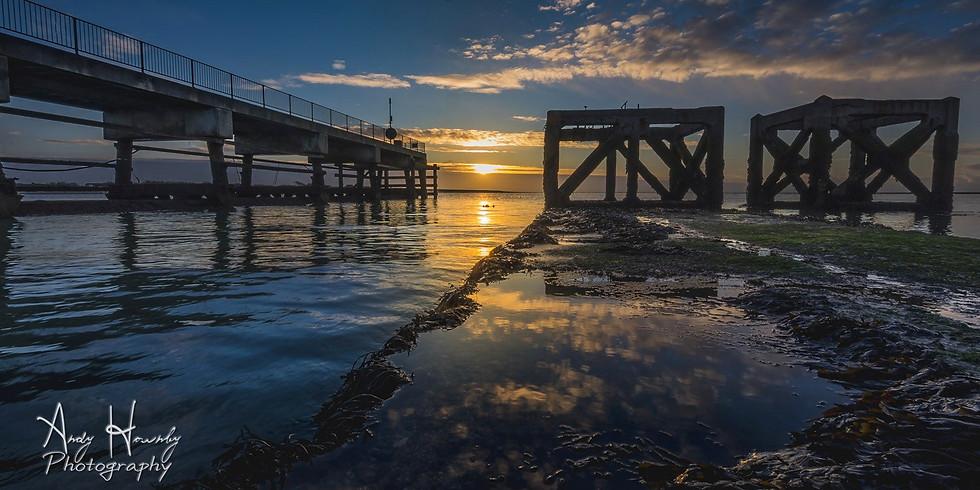 Eastney Pier Sunrise Photo Walk (29/11/19)