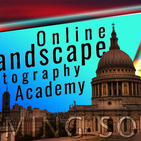 MY NEW ONLINE LANDSCAPE PHOTOGRAPHY ACADEMY