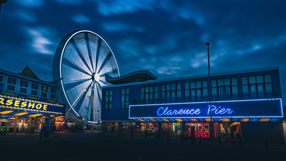 Clarence Pier Southsea