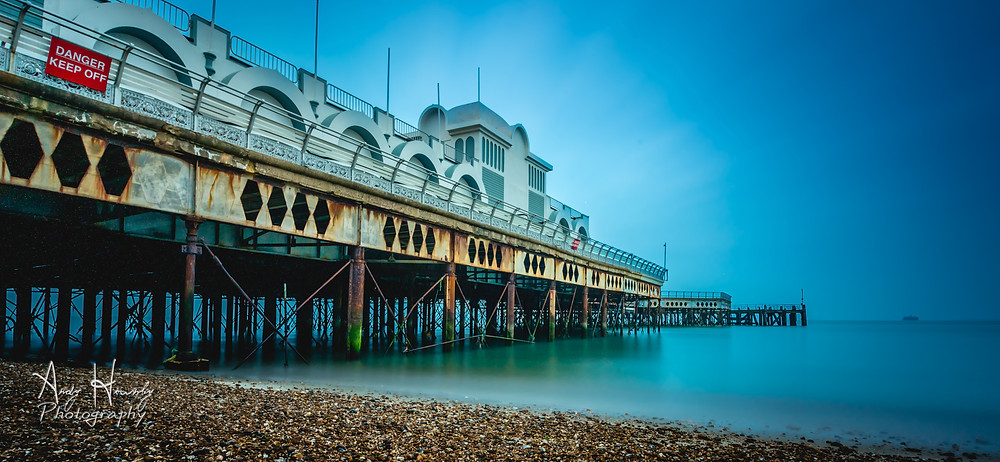 South Parade Pier at Sunrise