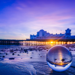 10 Steps To Amazing Glass Ball (Crystal Ball/Sphere) Photography