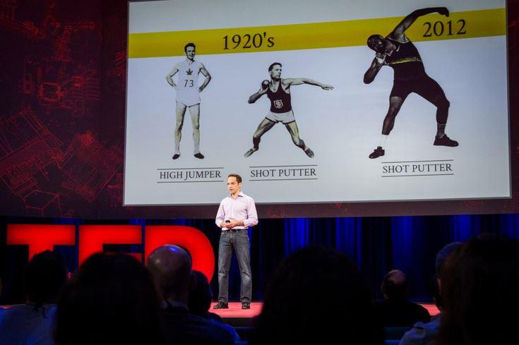 TED, comunicação