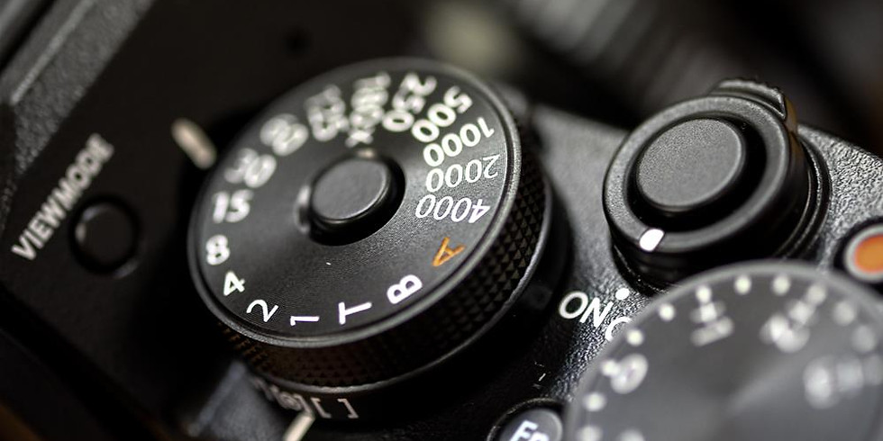Beginner Photography Course Hampshire Level 1 (May-2020)