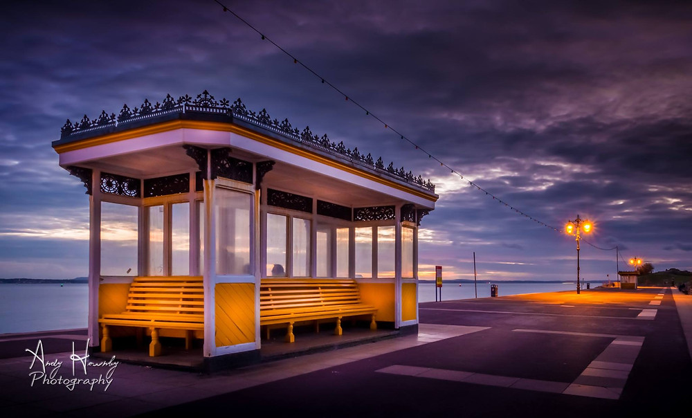 Southsea shelters