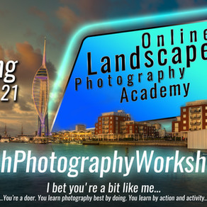 Amazing Feedback on the Landscape Photography Academy