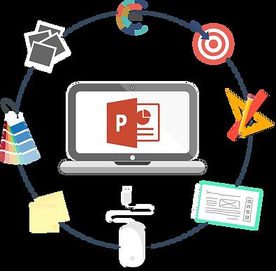 design de apresentação, apresentações profissionais, powerpoint, slides