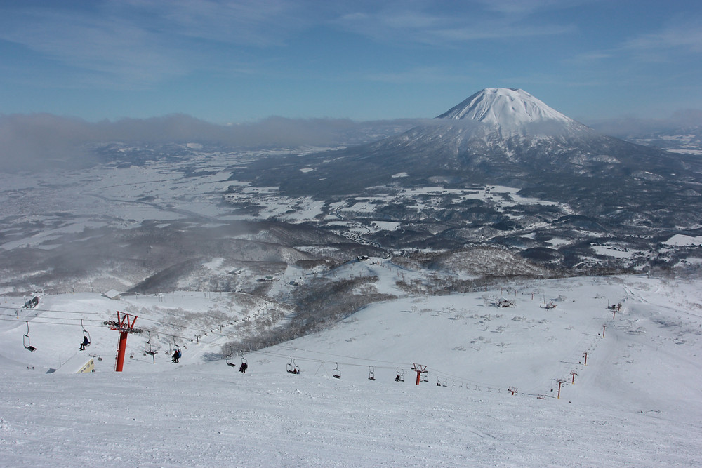 Фрирайд поездки в Японию 2021