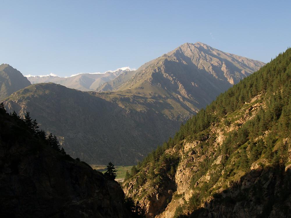 На Эльбрус с юга
