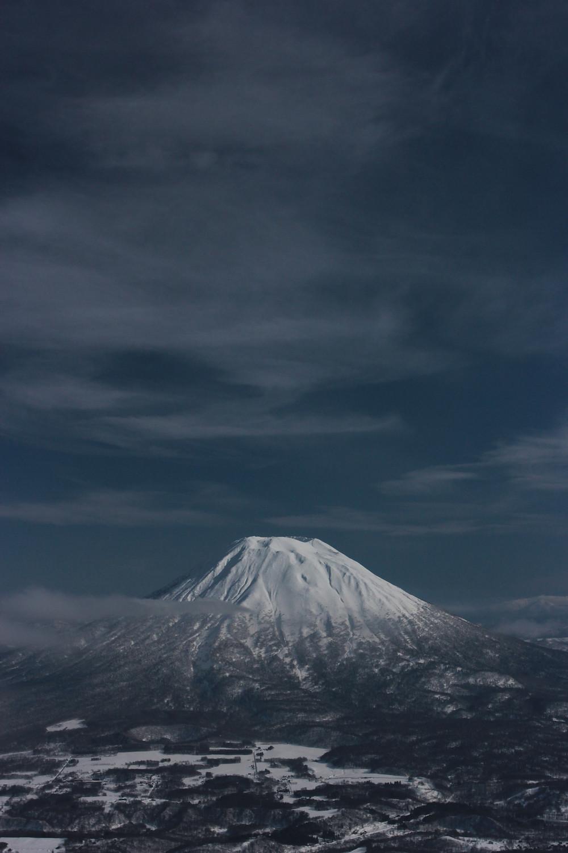 Скитур на вулкане