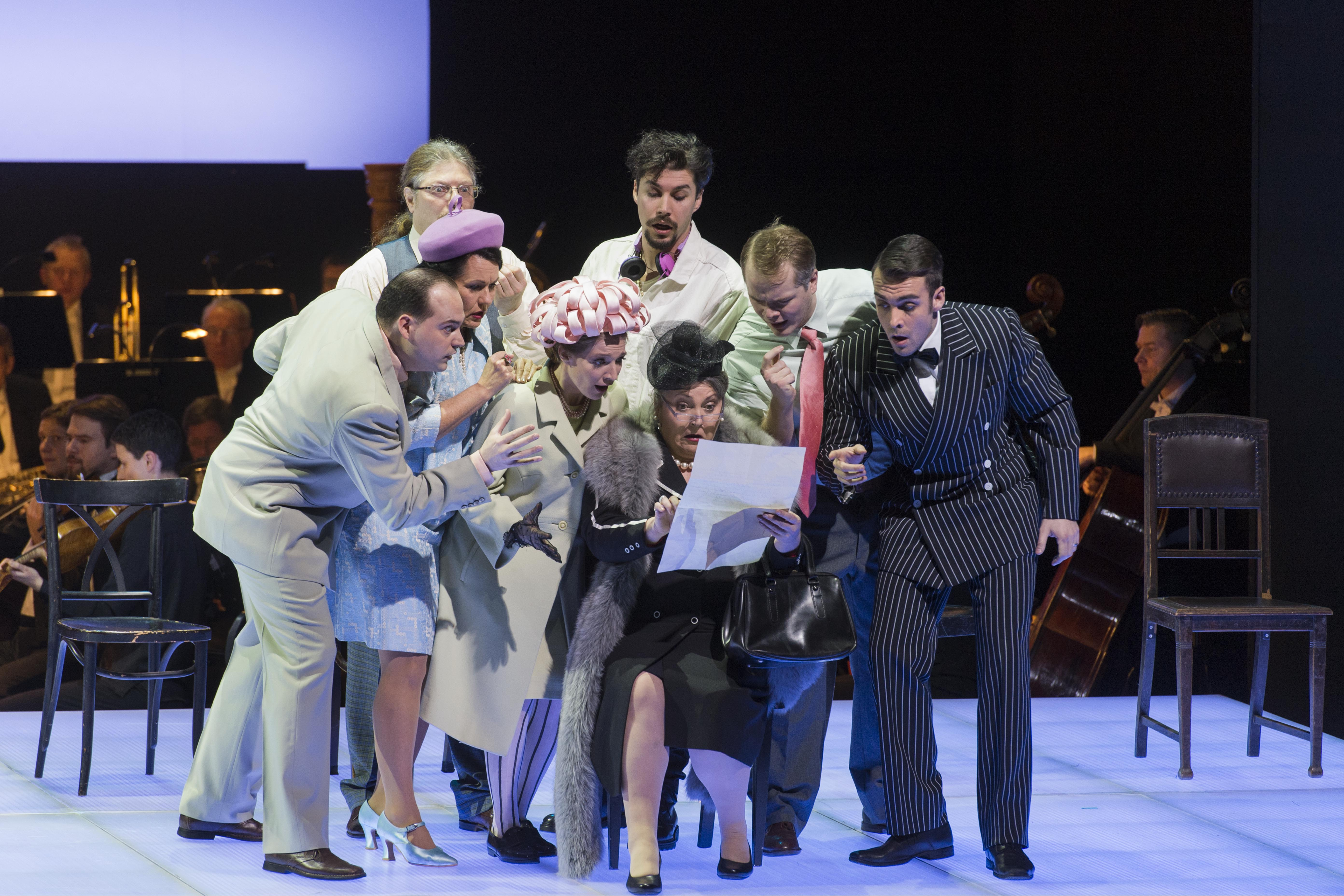 """Gianni Schicchi""-Theater Bonn 2018"