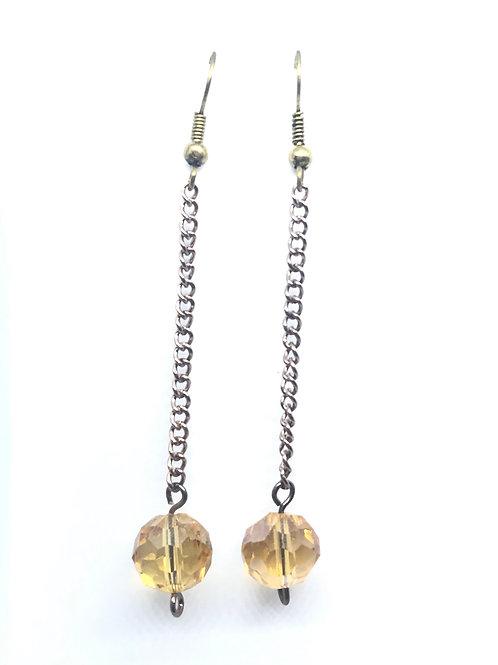 Topaz Drops Earrings