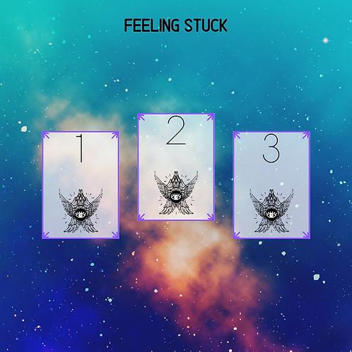 Feeling Stuck Spread