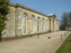 Blenheim Palace Orangery and Kitchen Court