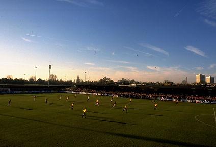 Kingstonian Football Club Stadium Redevelopment