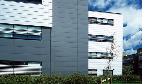 Brunel University Library Extension