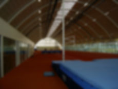 Brunel University Indoor Athletics Centre and Netball Hall